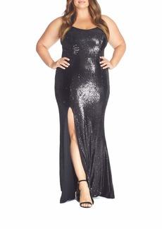 Dress the Population Ingrid Gown Dress