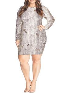 Dress the Population Lola Mini Dress