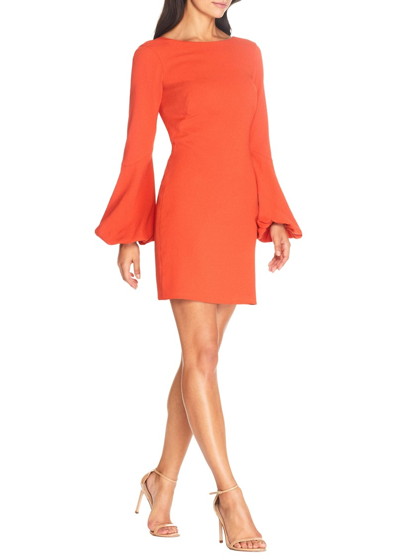Dress the Population Mackenzie Long Sleeve Minidress