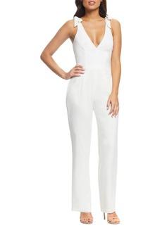 Dress The Population Maira Sleeveless Jumpsuit