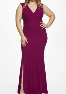 Dress the Population Sandra Gown Dress