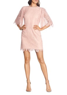Dress the Population Toni Angel Sleeve Shift Dress - 100% Exclusive