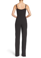 Dress the Population Victoria Crepe Jumpsuit