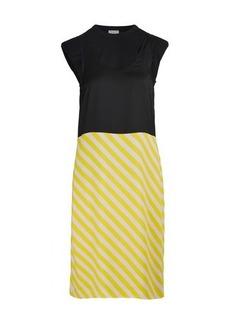 Dries Van Noten 2-in-1 dress