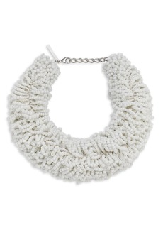 Dries Van Noten Bead Collar Necklace
