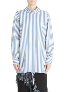 Dries Van Noten Cotton Turtleneck Shirt