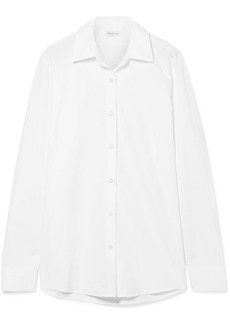 Dries Van Noten Cotton-poplin Shirt