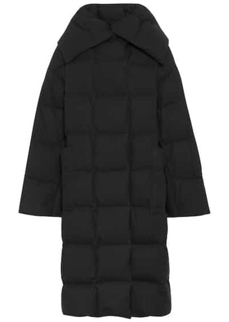 Dries Van Noten Cotton puffer coat