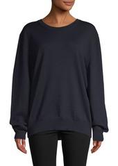 Dries Van Noten Crewneck Wool Oversized Sweater