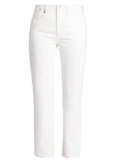 Dries Van Noten Cropped Skinny Jeans