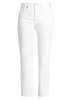 Dries Van Noten Cropped Skinny Jeans