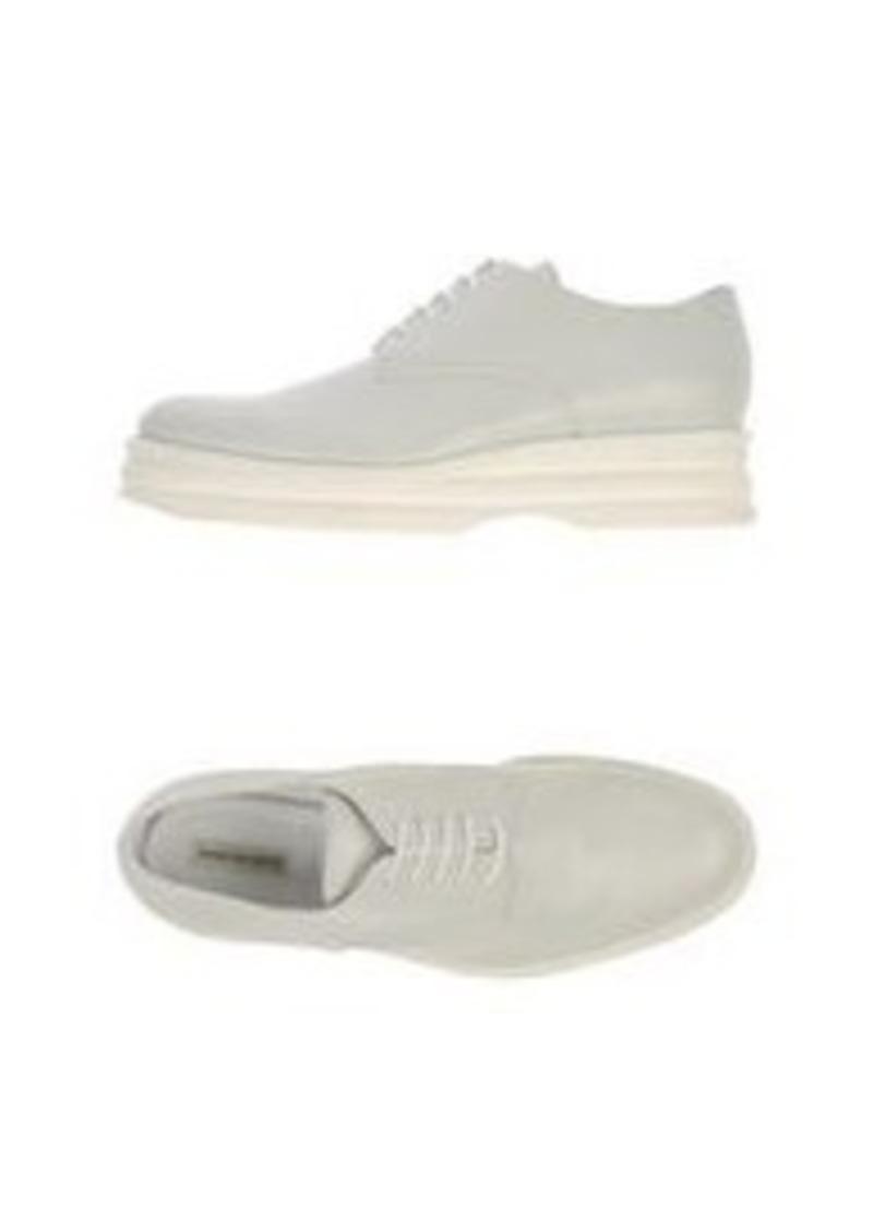 DRIES VAN NOTEN - Laced shoes