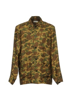 DRIES VAN NOTEN - Linen shirt