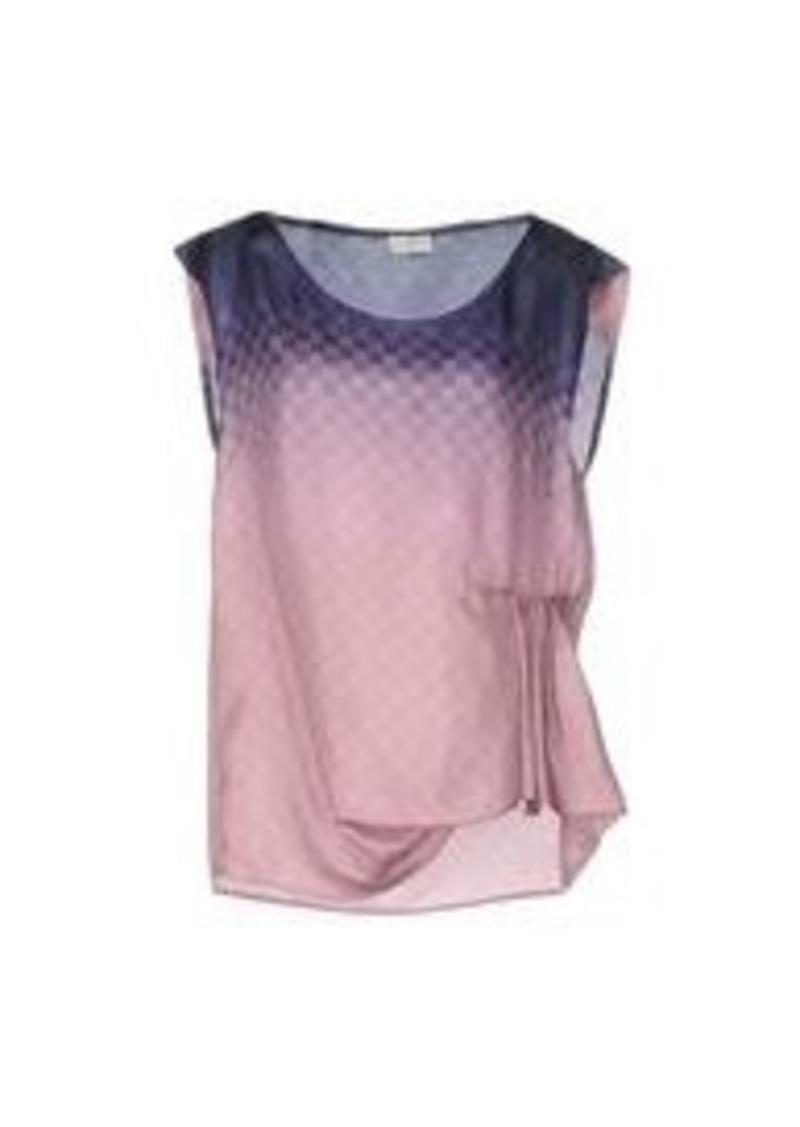 DRIES VAN NOTEN - Silk top