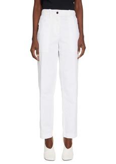 Dries Van Noten Cotton Pants