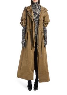 Dries Van Noten Drawcord Waist Jacket