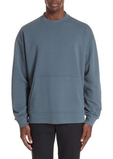 Dries Van Noten Fleece Knit Sweatshirt