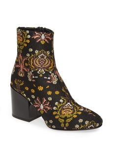 Dries Van Noten Floral Bootie (Women)
