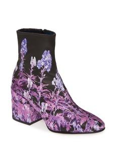 Dries Van Noten Floral Bootie (Women)