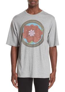 Dries Van Noten Flower Print T-Shirt