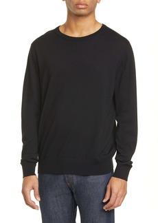 Dries Van Noten January Merino Wool Crewneck Sweater