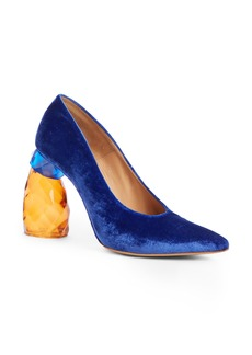 Dries Van Noten Jewel Heel Pump (Women)