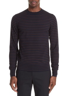 Dries Van Noten Minty Stripe Sweater