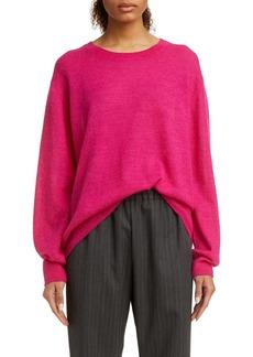 Dries Van Noten Mohair & Alpaca Blend Sweater
