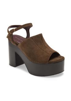Dries Van Noten Platform Sandal (Women)