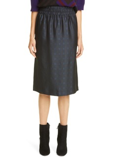 Dries Van Noten Polka Dot Skirt