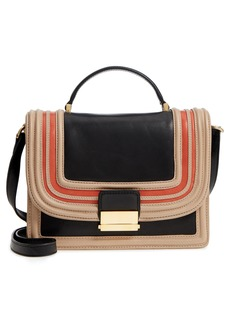 Dries Van Noten Small Square Top Handle Handbag
