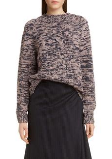 Dries Van Noten Tedric Marled Wool Sweater
