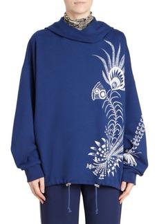 Dries Van Noten Embroidered Hoodie