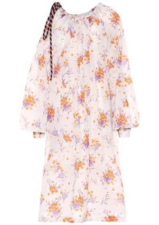 Dries Van Noten Floral-printed dress