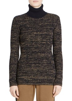 Dries Van Noten Knit Turtleneck Sweater