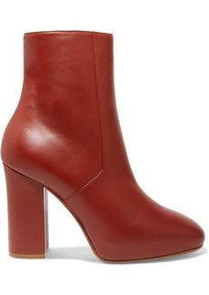 Dries Van Noten Leather Ankle Boots
