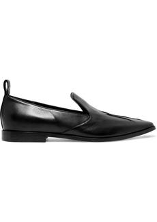 Dries Van Noten Leather Loafers