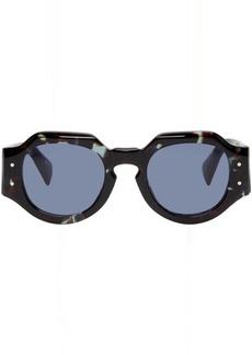 Dries Van Noten Multicolor Linda Farrow Edition 174 C2 Sunglasses