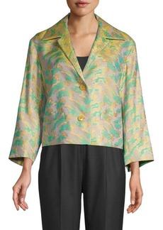 Dries Van Noten Multicolored Printed Jacket