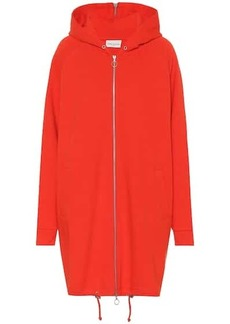 Dries Van Noten Oversized cotton hoodie