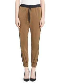 Dries Van Noten Side Stripe Track Pants