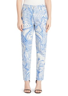 Dries Van Noten Pen Print Jeans