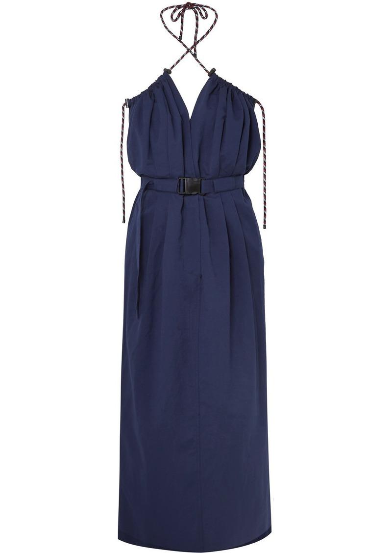 Dries Van Noten Cotton-blend Poplin Dress