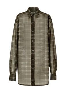 Dries Van Noten Oversized shirt
