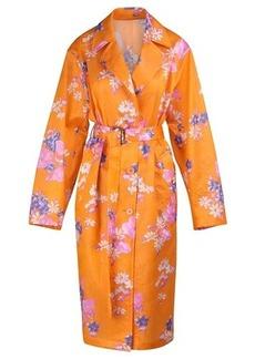 Dries Van Noten Silk blend coat