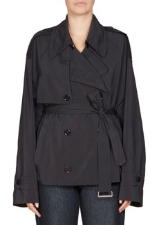 Dries Van Noten Short Rain Coat