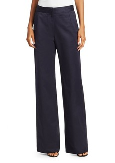 Dries Van Noten Wide Leg Pants