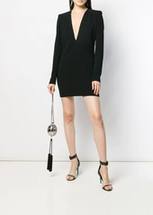 Dsquared2 mini plunge dress