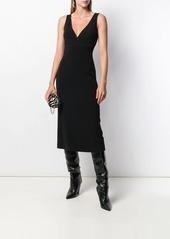 Dsquared2 sleeveless midi dress