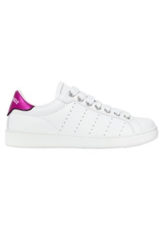 Dsquared2 10mm Santa Monica Leather Sneakers